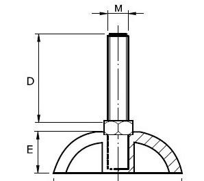 پایه ثابت سایز کوچک